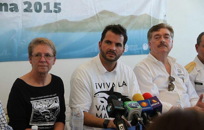 SEMARNAT Press Conference